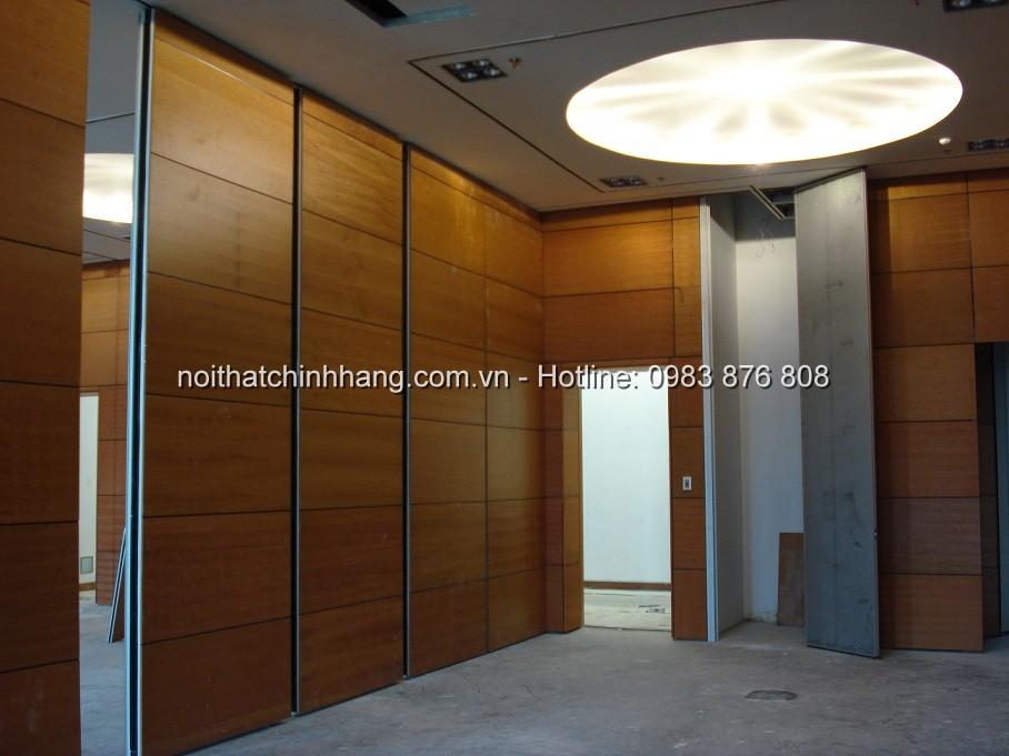 Vách ngăn văn phòng di động giá rẻ tại Hà Nội - 3